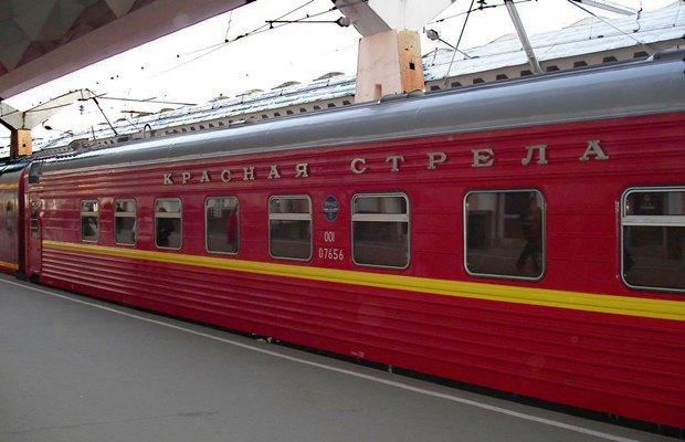 В петербургском метро запустят «Красную стрелу». Изображение № 1.