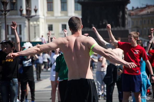 Спорт в городе: Пробег роллеров, велопарад и «Русская пробежка». Изображение № 39.