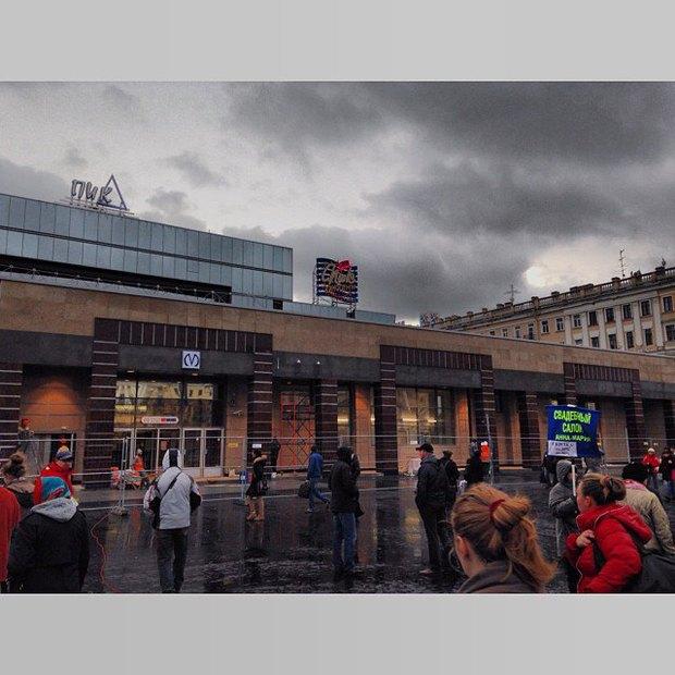 Завтра откроется наземный вестибюль «Спасской». Изображение № 2.