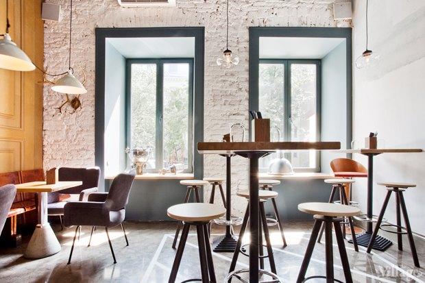 Новое место: Кафе Jack&Chan. Изображение № 1.