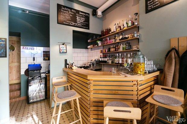Новое место: Кафе-бар «Бюро». Изображение № 14.