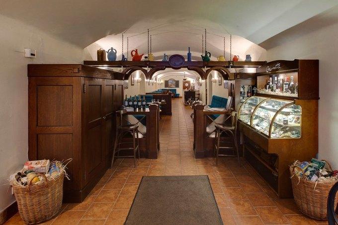 На Малой Конюшенной улице открылось CannoliCafe . Изображение № 3.