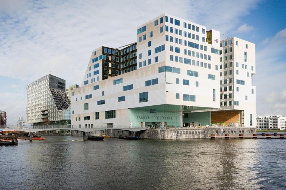 Остердокс, центр новой архитектуры Амстердама. Изображение № 15.