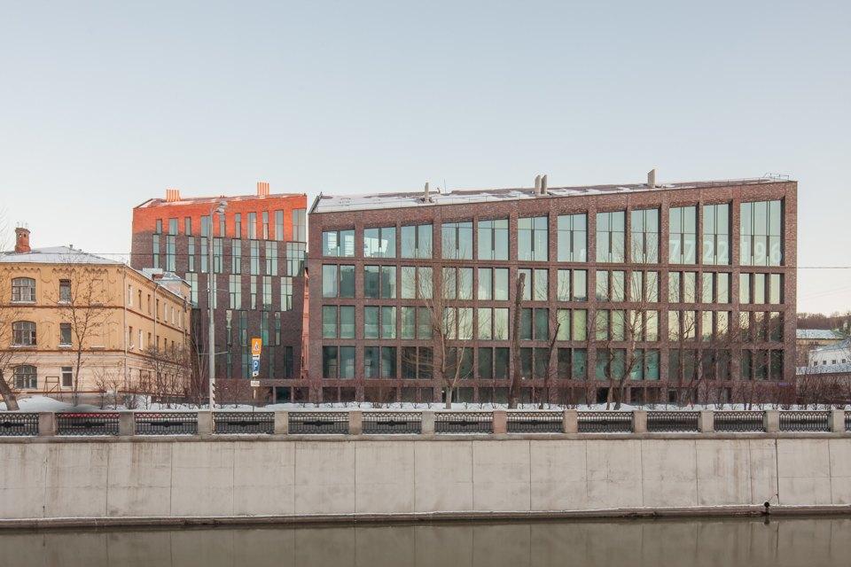 Нелужковский стиль: 5 удачных современных зданий вцентре Москвы. Изображение № 30.
