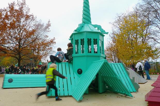 Как датский дизайн делает счастливыми детей в России. Изображение № 20.