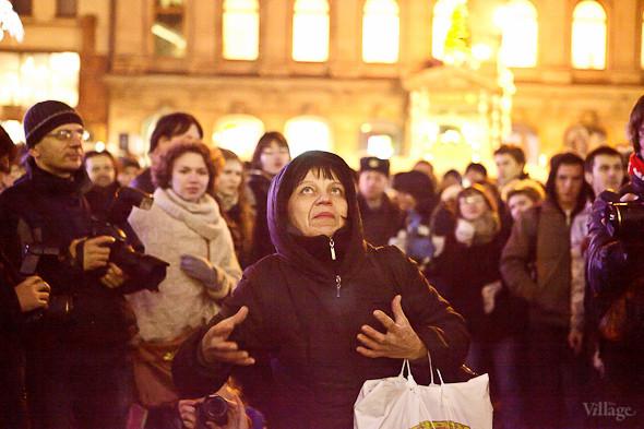 Хроника выборов: Нарушения, цифры и два стихийных митинга в Петербурге. Изображение № 52.