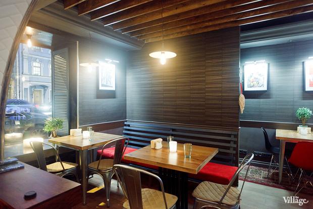 Новое место (Петербург): Ресторан-бар «Путанеска». Изображение № 18.