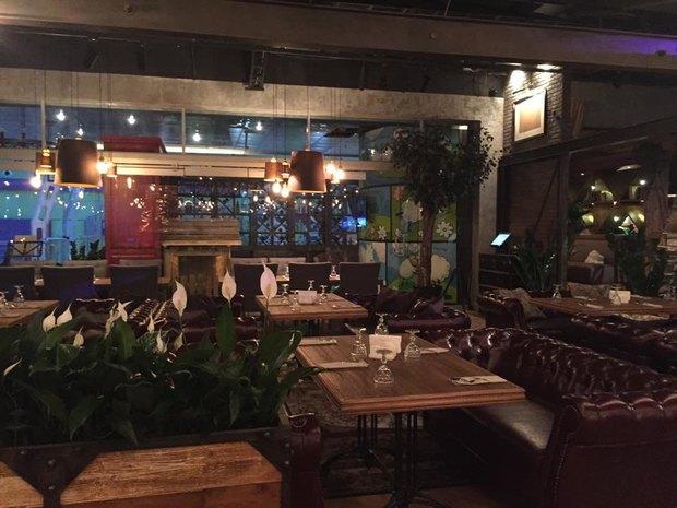 На последнем этаже ТЦ«Пик» открылся ресторан «Барашки» . Изображение № 2.