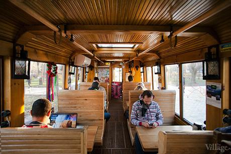 В «Киевском трамвайчике» теперь варят кофе. Зображення № 2.