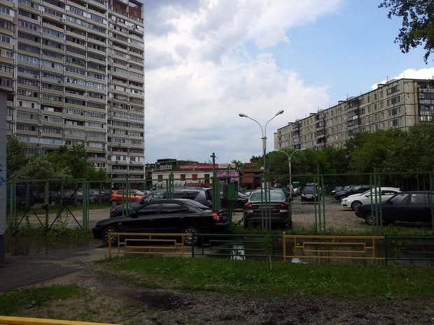 Двор в Печатниках. Изображение № 6.