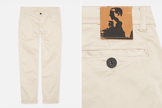 7 пар светлых мужских брюк. Изображение № 8.