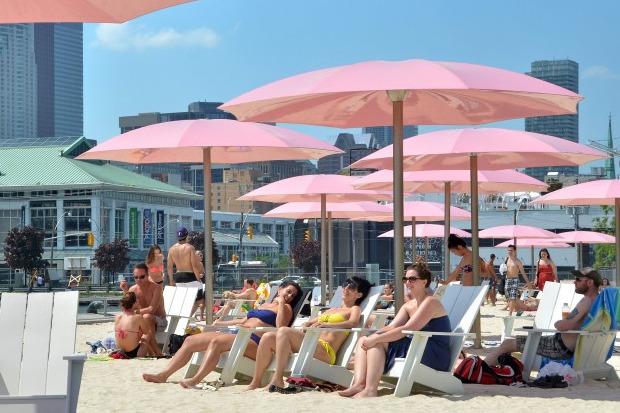 Иностранный опыт: 6 городских пляжей. Изображение № 24.