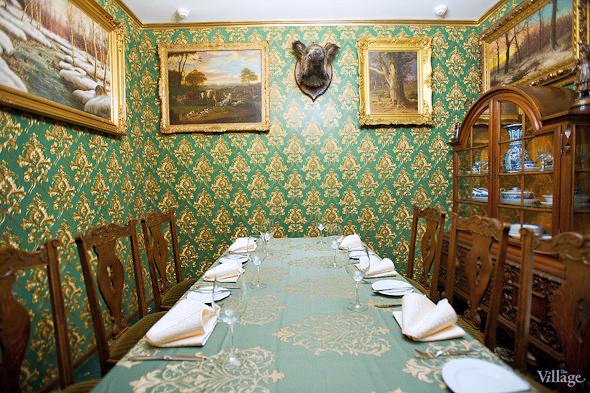 Новое место (Киев): Ресторан «Антверпен». Изображение № 8.
