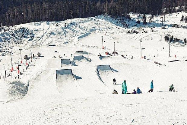 Где заниматься зимними  видами спорта. Изображение № 9.