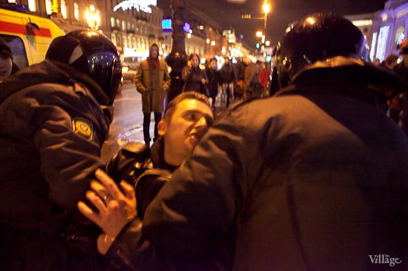Хроника выборов: Нарушения, цифры и два стихийных митинга в Петербурге. Изображение № 20.