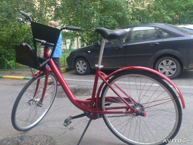 Велосипеды из общественного проката появились в продаже на «Авито». Изображение № 1.