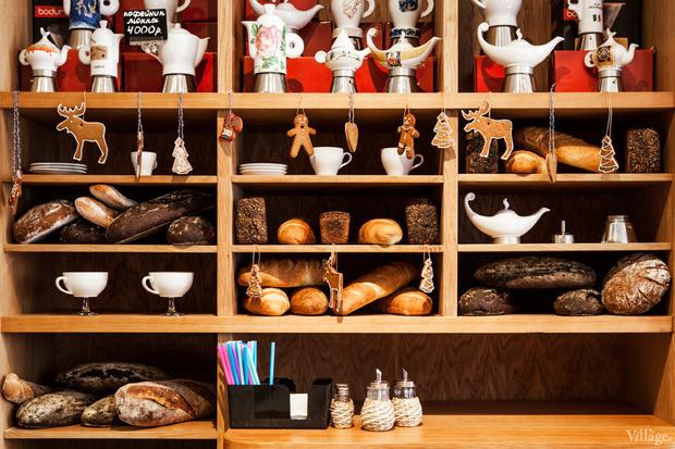 Новое место: Пекарня-кондитерская Artisan. Изображение № 10.