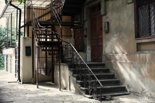 По ту сторону: Прогулка по одесским дворикам. Зображення № 13.