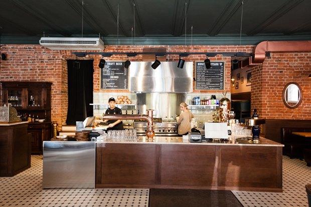НаРубинштейна открылась бургерная CityGrill. Изображение № 3.
