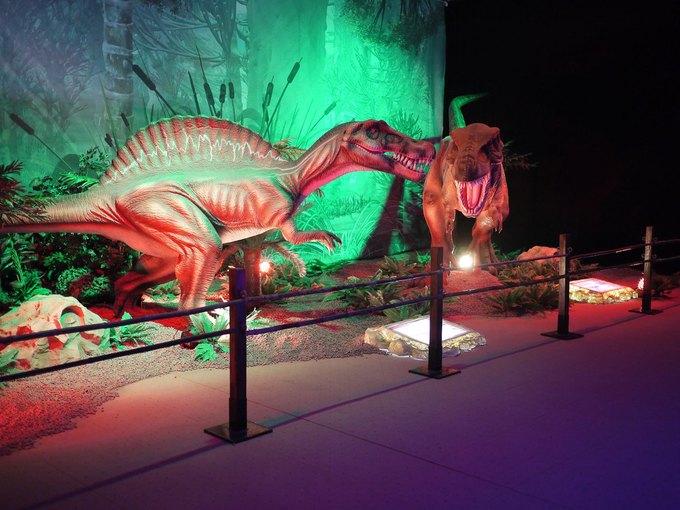 НаВДНХ появится «Город динозавров». Изображение № 4.