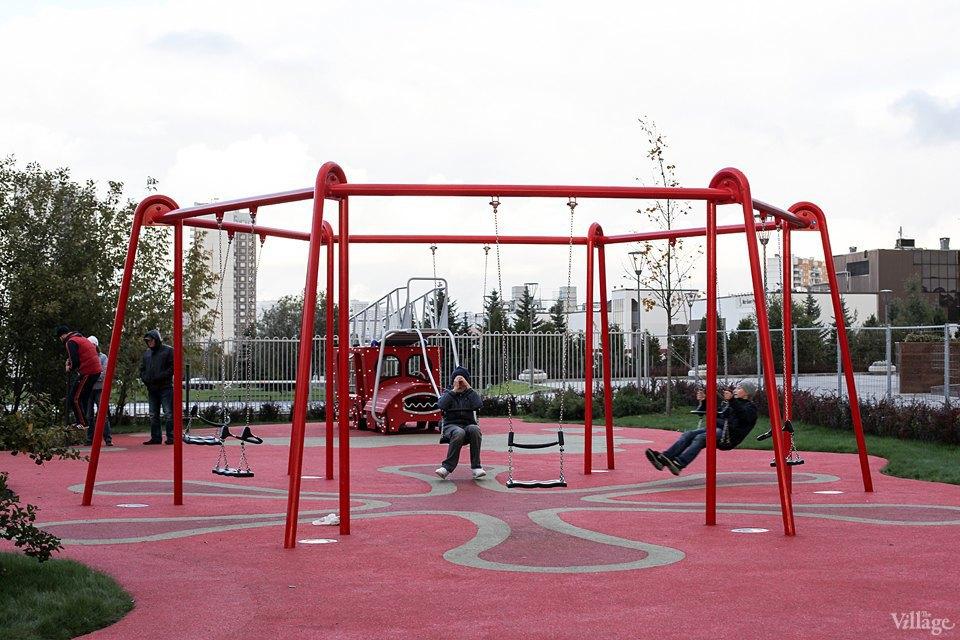 Фото дня: Парк «Буратино» в Ново-Переделкине. Изображение № 5.