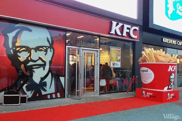 В Киеве открылся KFC. Изображение № 4.