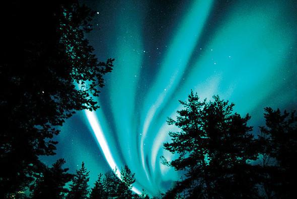 Изображение 23. Солнечный ветер. Несколько мест для любителей наблюдать полярное сияние из своего окошка.. Изображение № 16.