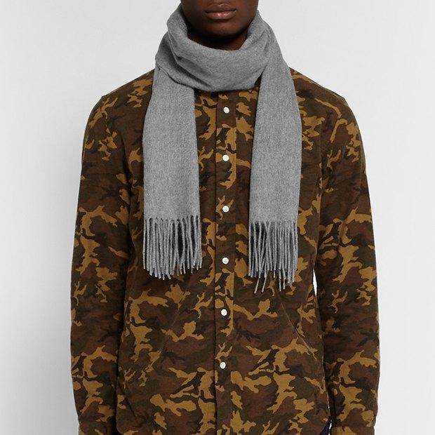 18 мужских шарфов . Изображение № 5.