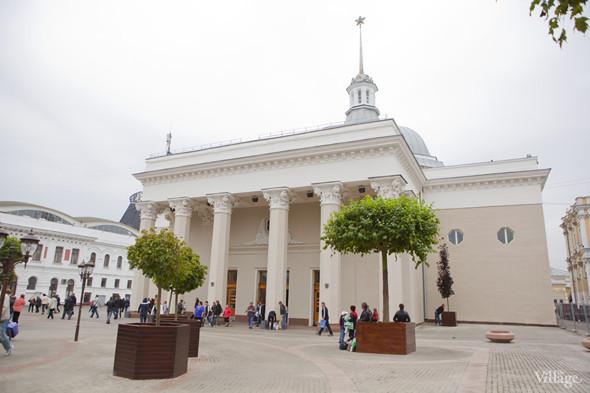 В плане: Реконструкция московских вокзалов. Изображение № 3.