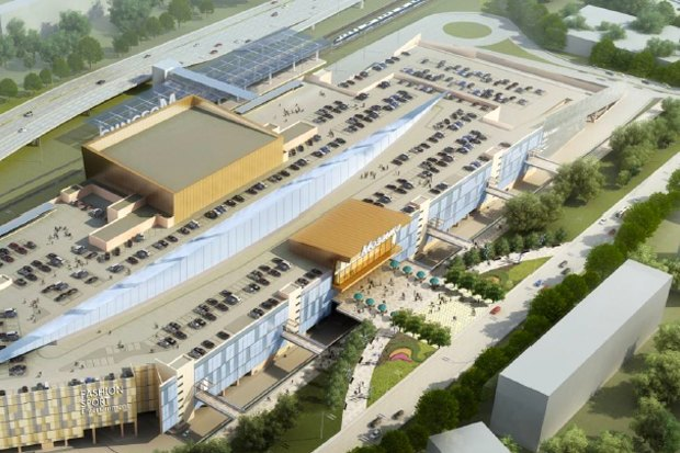Торговые центры Москвы: 23 новых проекта. Изображение № 61.
