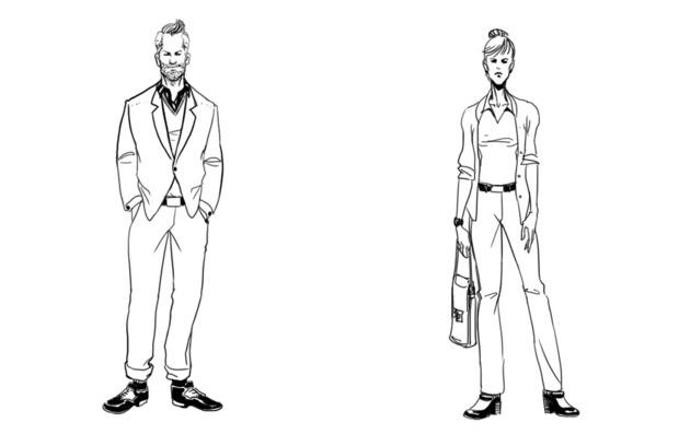 Как это устроено: 5 основных видов дресс-кода. Изображение №10.