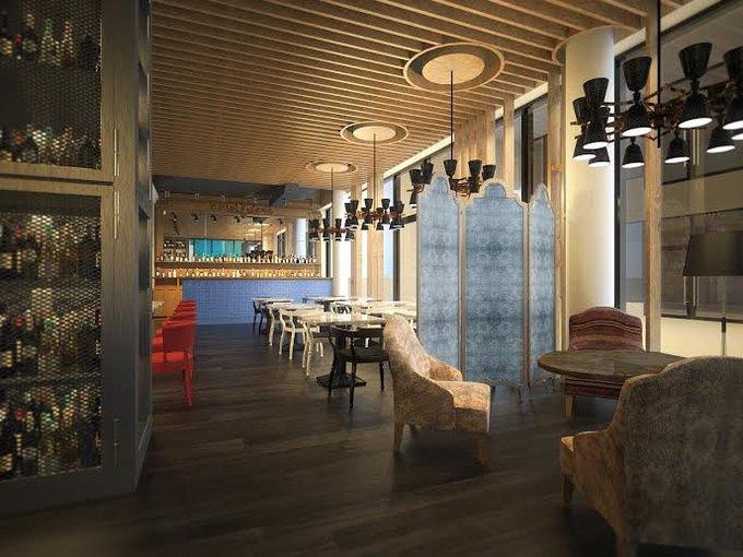 На Лесной улице открылся итальянский ресторан Trattoria Siciliana. Изображение № 4.