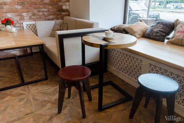 Новое место (Киев): Кофейня London. Зображення № 22.