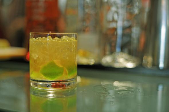 Прямая речь: Шеф-бармен Тони Абу-Ганим — о правильной водке, миксологии и коктейле бармена. Изображение № 6.