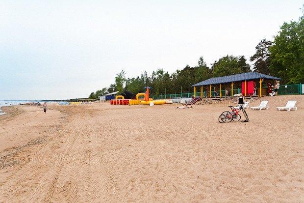13 пляжей в городе иназаливе. Изображение № 2.