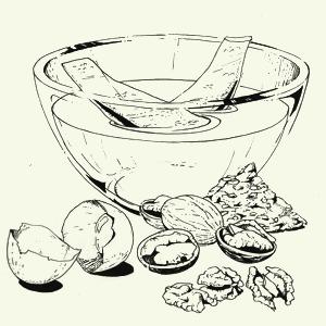 Корюшка, жаренная вореховой панировке. Изображение № 5.