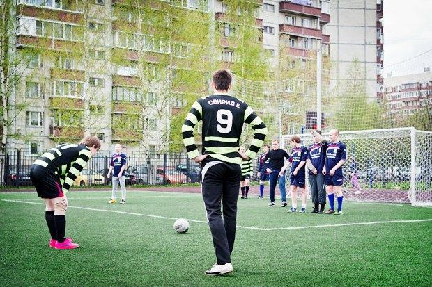 На районе: Как собрать любительскую футбольную лигу на правом берегу. Изображение № 9.
