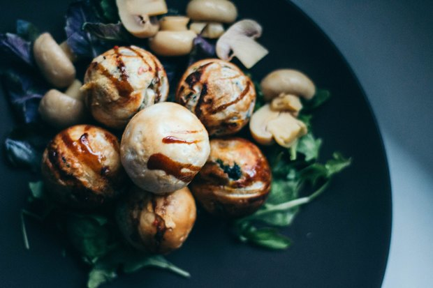 Упроекта «Нетакояки» сяпонской уличной едой открылась первая постоянная точка. Изображение № 1.