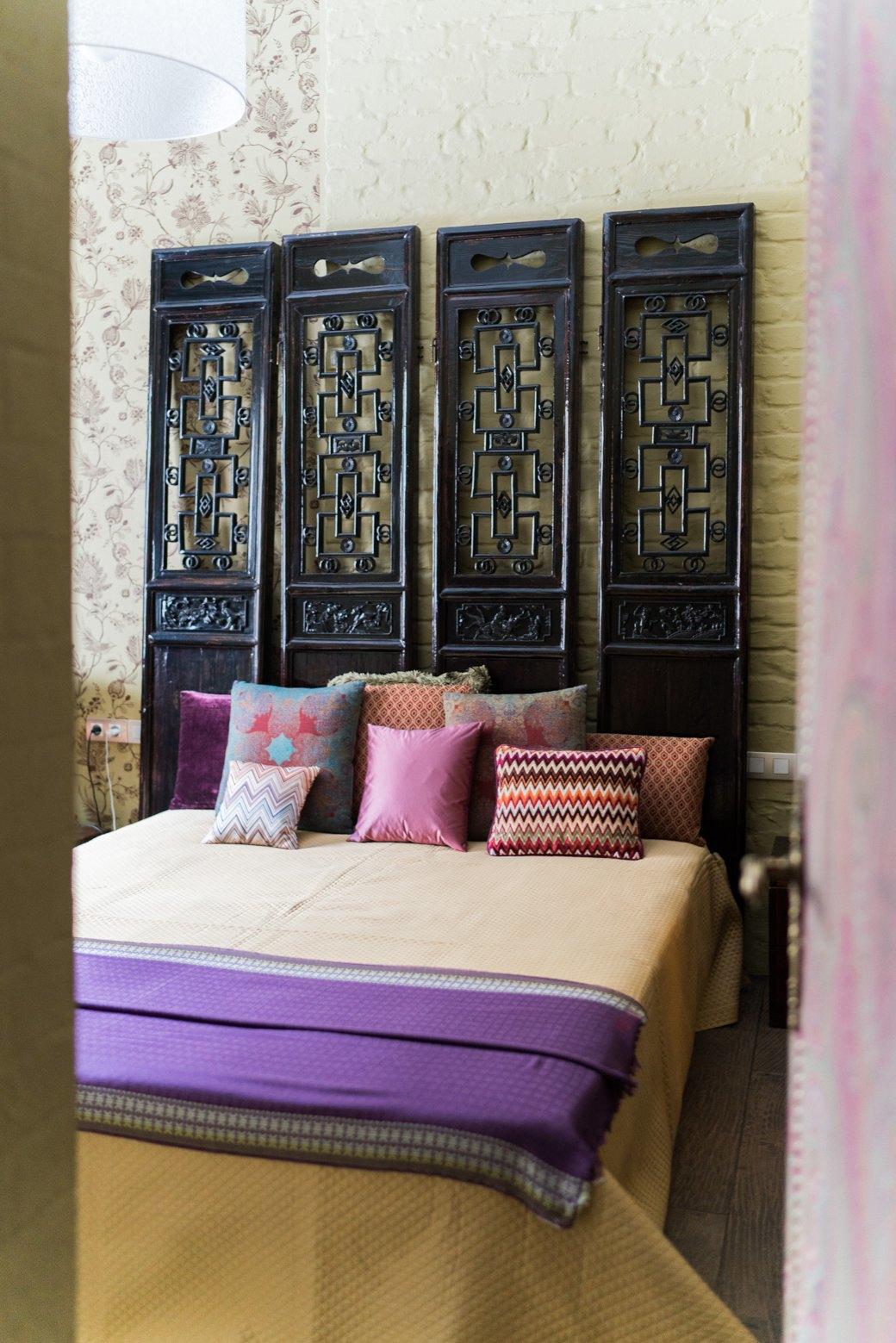 Квартира в Хамовниках с лепниной и ковром ручной работы . Изображение № 6.
