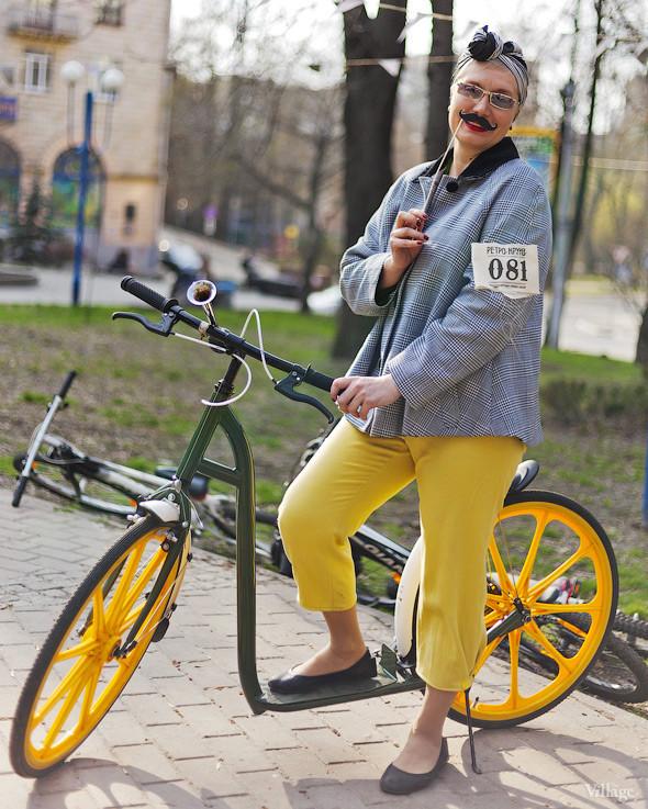 С твидом на город: Участники первого «Ретрокруиза»— о своей одежде и велосипедах. Изображение №52.
