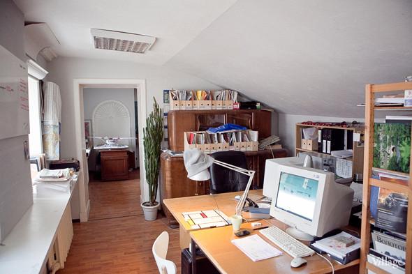 Офис недели (Петербург): Архитектурная студия MS-A. Изображение № 6.