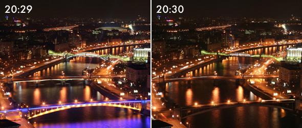 Тушите свет: Как Москва провела «Час Земли». Изображение № 3.