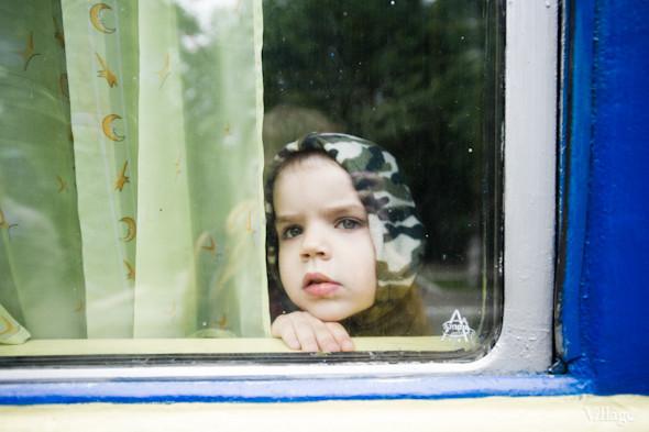 Фоторепортаж: В Киеве открылся сезон на детской железной дороге. Зображення № 40.
