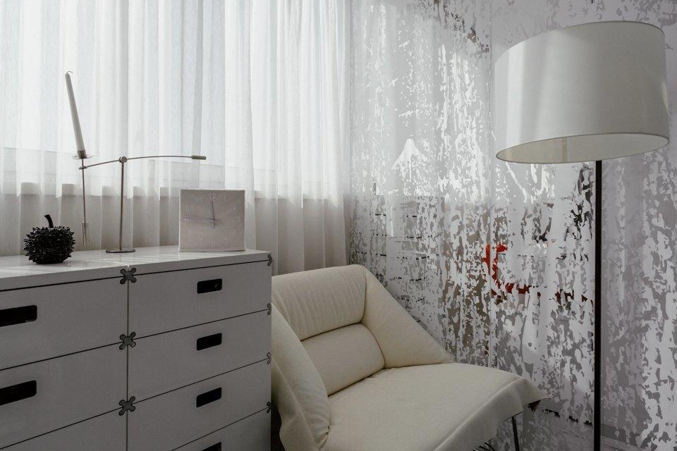 Минималистская двухкомнатная квартира наМожайском шоссе. Изображение № 24.