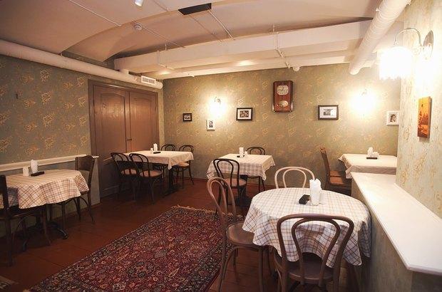 На Малой Садовой открылось кафе «Квартирка». Изображение № 1.