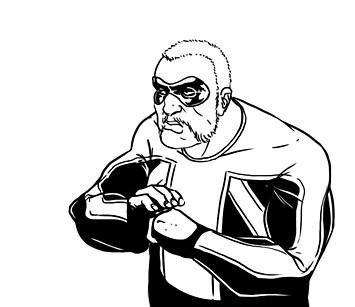Хранители: Городские супергерои и антигерои. Изображение №9.