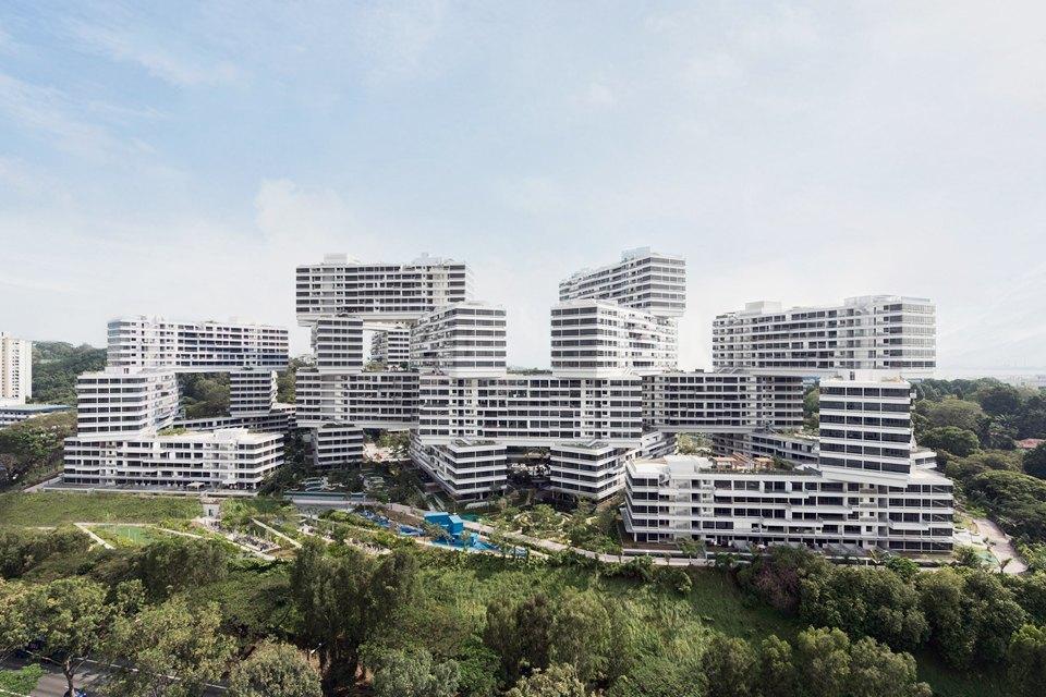 Жилой массив: Каквыглядит массовая застройка вПариже, Гонконге идругих городах. Изображение № 21.