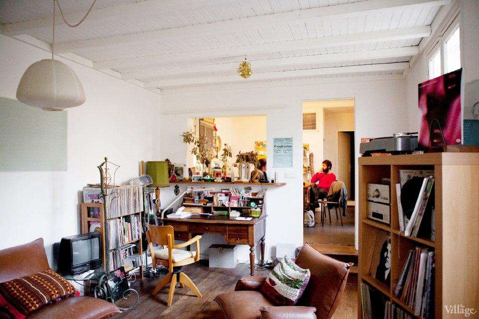 Квартиры мира (Париж): Дом в районе Монтрёй. Изображение №9.