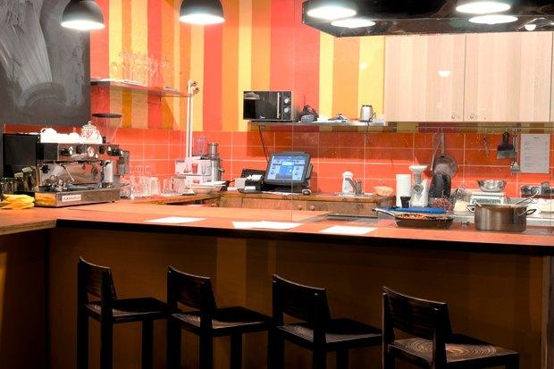 На «Красном Октябре» открылся грузинский ресторан Mizandari Cafe. Изображение № 3.