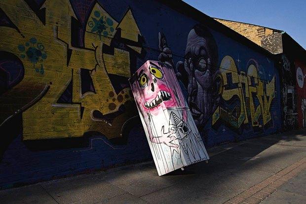 Граффити, изменившие улицы Колумбии, Франции, Турции иВенгрии. Изображение № 12.